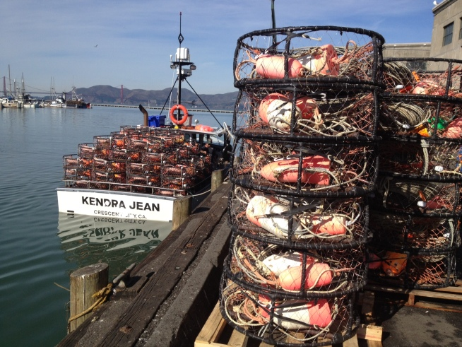 Bay Area Dungeness crab lovers will get their beloved crustaceans on time this year, but can expect to feel a bit more of a financial pinch.