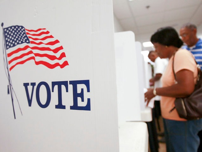 Record Early Voter Turnout In The Bay Area