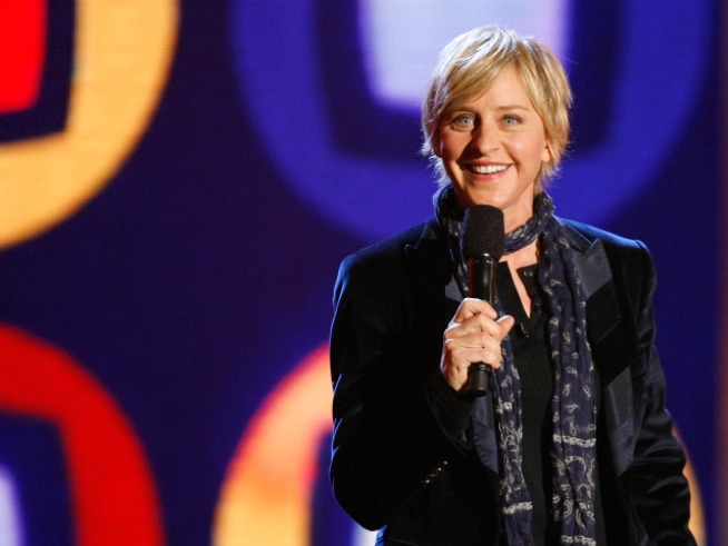 "Ellen DeGeneres: ""I'm Going to Be a Great Judge"""