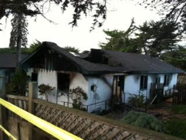 Monterey County Fire Kills Five