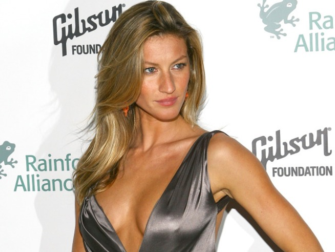Gisele Becomes the Sexiest U.N. Ambassador Since Angelina Jolie