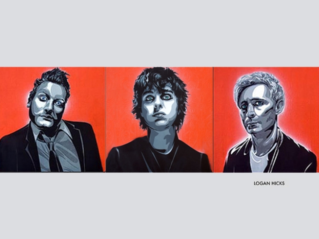 Green Day Turns Punk Rock Into Fine Art