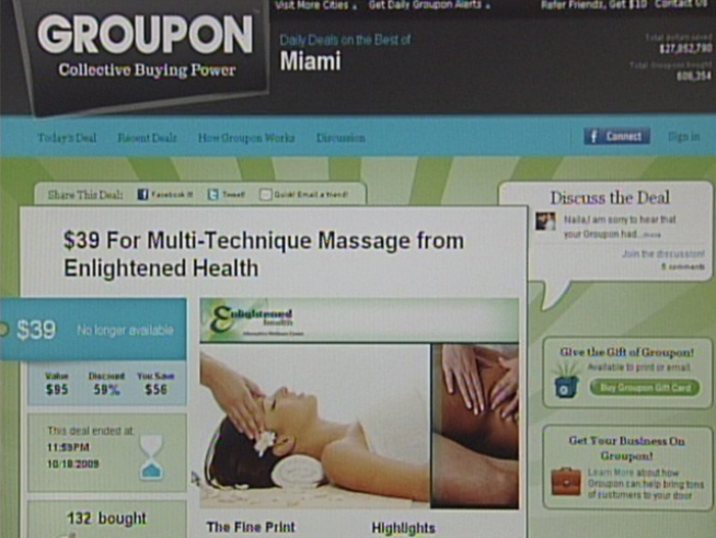 OpenTable Rips a Page Out Groupon's Coupon Book
