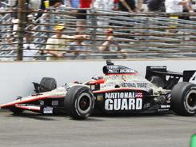 North Bay Driver This Close to Winning Indy 500