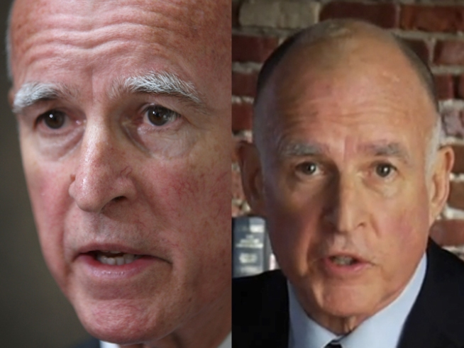 Cam-Pains: Brown Looking Trimmed, Senate Candidates Debate