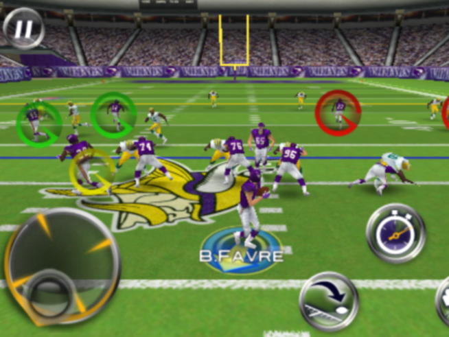 No Fumble: Madden Comes to iPhone