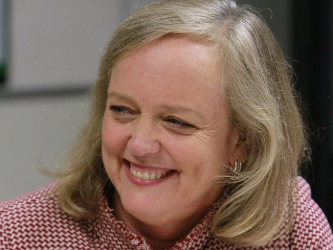 Meg Whitman's Campaign Reaches $80 Million Mark
