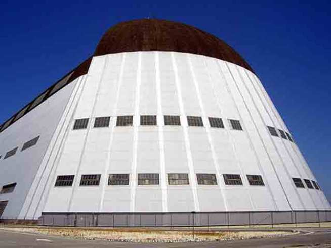 NASA Wants to Invest More in Moffett Field