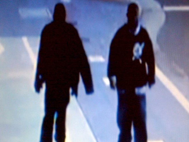 Oakland Suspected Attackers Caught on Surveillance Video