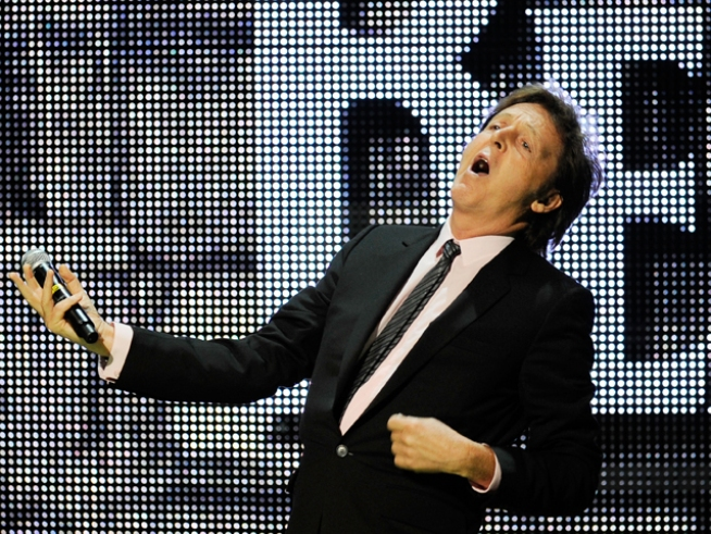 Paul McCartney Plans European Tour