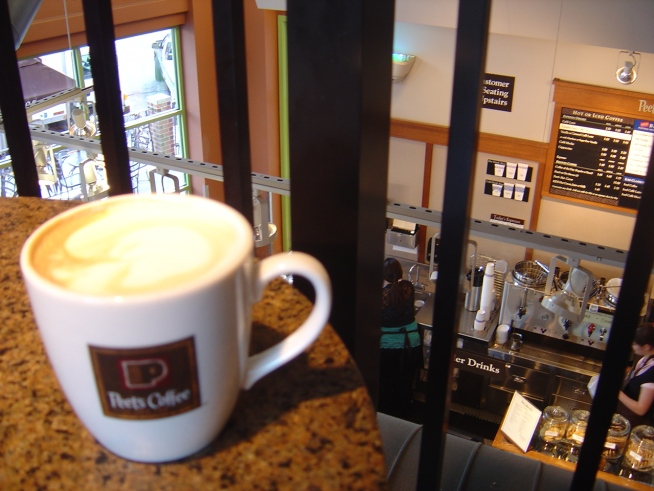 Sausalito to Peet's: It's Nothing Personal