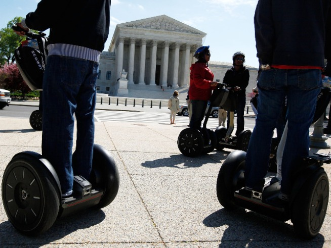 Segway Scooters Can Lead to Serious Injuries, Experts Warn