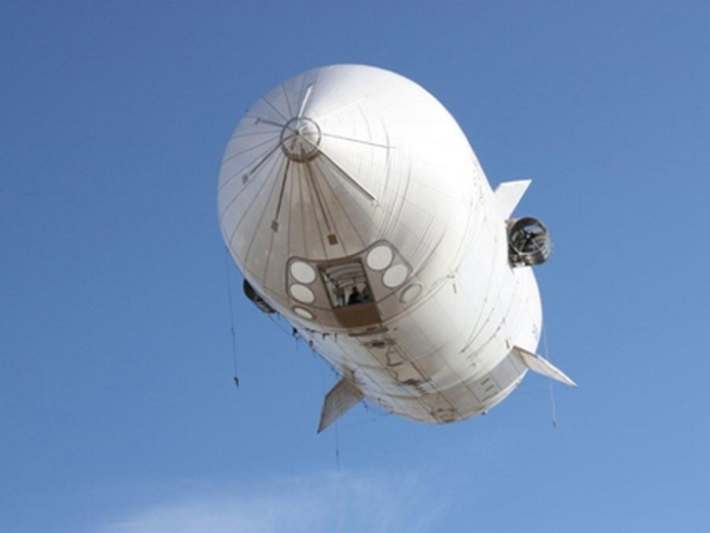 World's Largest Blimp Headed Our Way