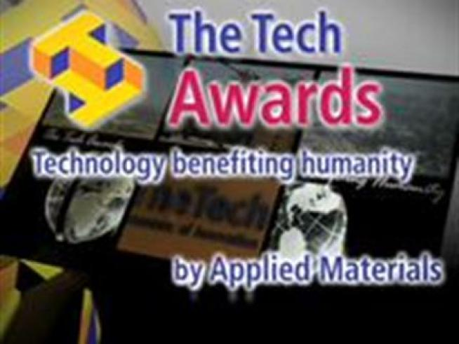 When technology is applied to philanthropy...Vision is turned into action....How can one person spark change, world wide? Watch The Tech Awards - Technology Benefiting Humanity, presented by Applied Materials, and a signature program of The Tech Museum. Genius is on display.