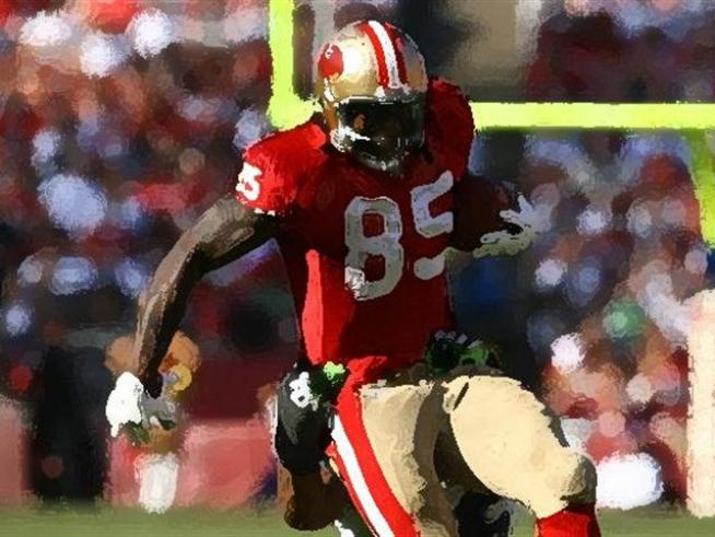 Explore the creative side of 49ers tight end Vernon Davis in this behind the scenes visit with the artist at home.