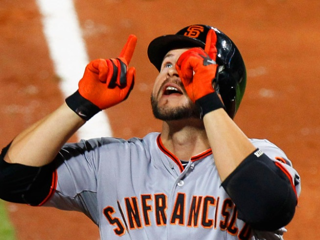 In Pictures: Giants Clinch