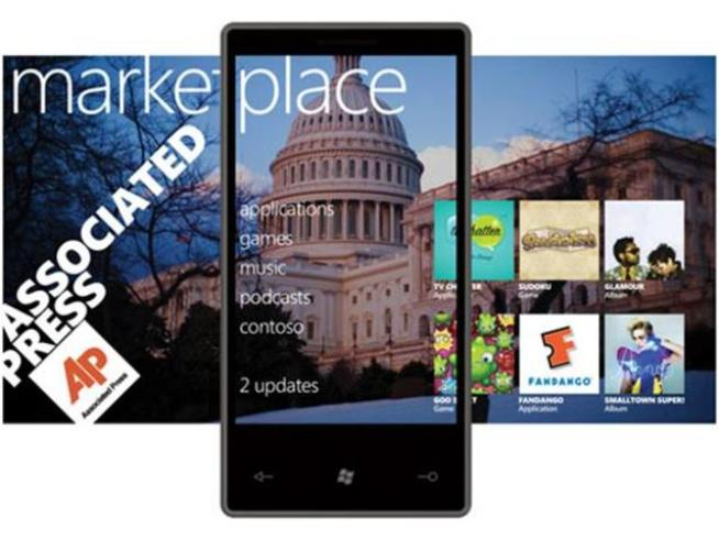 Windows Phone 7 devices will go on sale first in Europe and then the U.S. in November, just in time for the holiday season.
