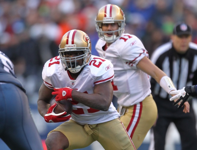 49ers Have Hope With Improved Red-Zone Offense