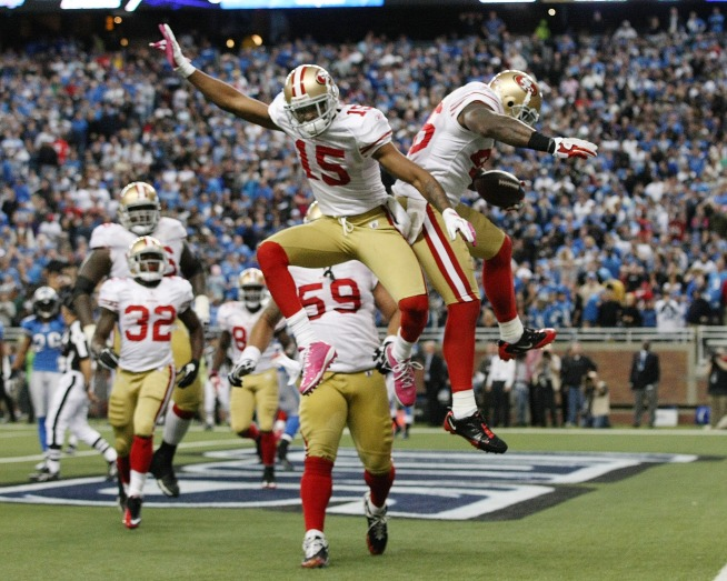 For 49ers, Bye Week is Now 'Improvement Week'