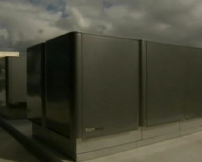 Bloom Energy Sees Green in Fuel Cells