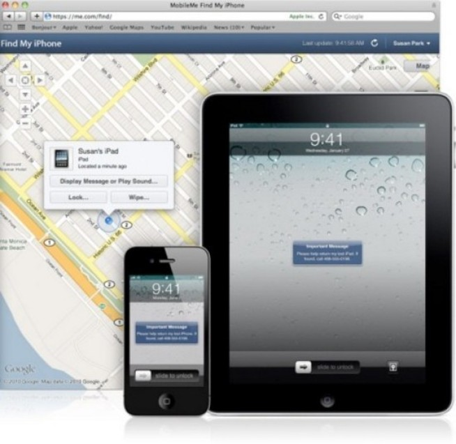 Apple Makes Find My iPhone/iPad Free for Everyone