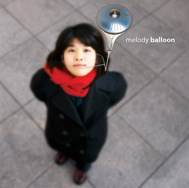 Music player + Helium = Melody Balloon