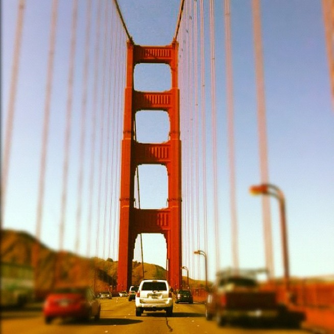 Occupy Plans Golden Gate Bridge Shutdown