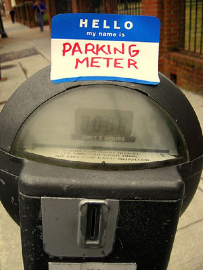 SF Takes a Parking Meter 'Holiday'