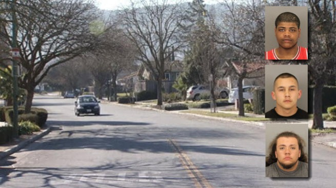 Attempted Murder Charges Added in Almaden Crime