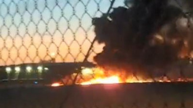 Pilot Killed in Fiery Small Plane Crash at Calif. Airport