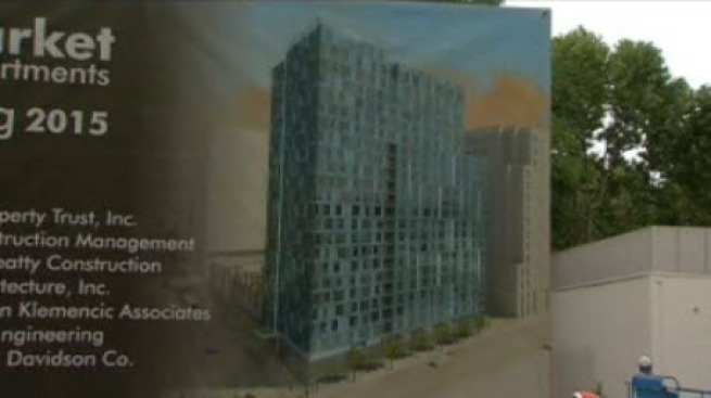 $130 Million Residential High Rise Coming to Downtown San Jose