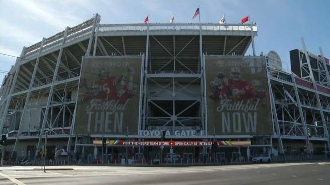 Levi's Stadium Taking Extra Security Measures Ahead of Raiders-49ers Game
