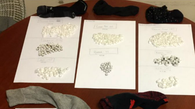 470 Bindles of Heroin Seized in San Francisco Drug Operation