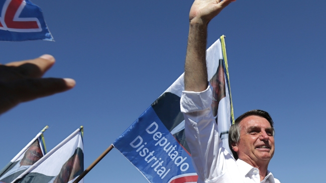 Brazilian Presidential Candidate in Serious Condition After Stabbing