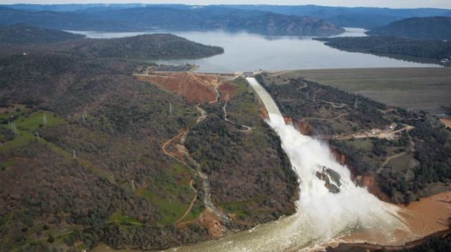 Oroville Dam Spillway Will Be Ready for Rain: Officials - NBC Bay Area