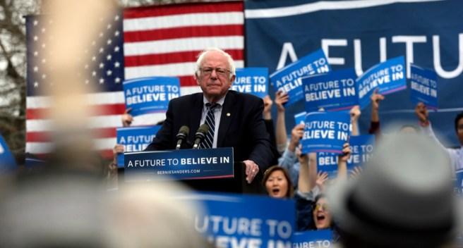 Sanders Says 'Poor Don't Vote'