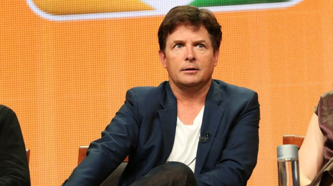 "Michael J. Fox Sets ""Family Ties"" Reunion on New Sitcom, Reveals If He's Ever Seen MTV's ""Teen Wolf"""