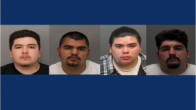 Pair Arrested, 2 Others At Large In Gang-Related Homicide