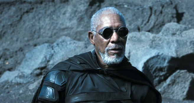 "[NBCAH] Morgan Freeman on ""Oblivion"""