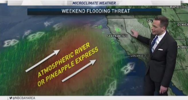 Jeff's Forecast: Flooding Possible