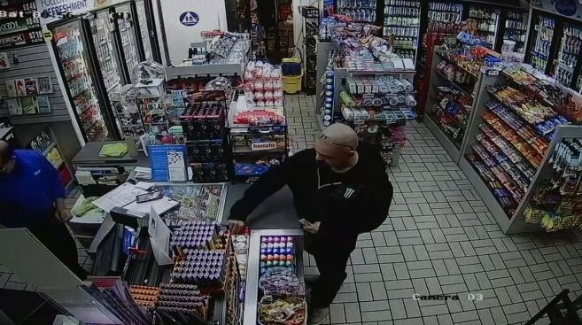 [LA GALLERY UPDATED 11/21] Crimes Caught on Camera in Southern California