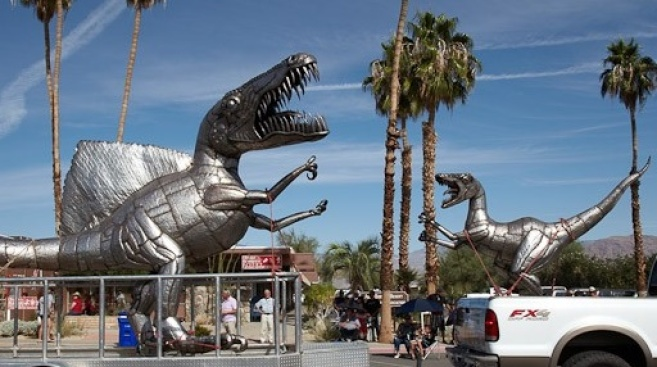 Borrego Days Desert Festival: Roaring This Way