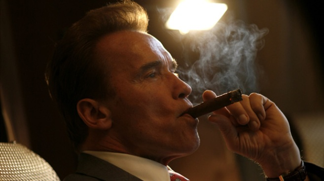 Schwarzenegger Comes Back to Movies With New Deal