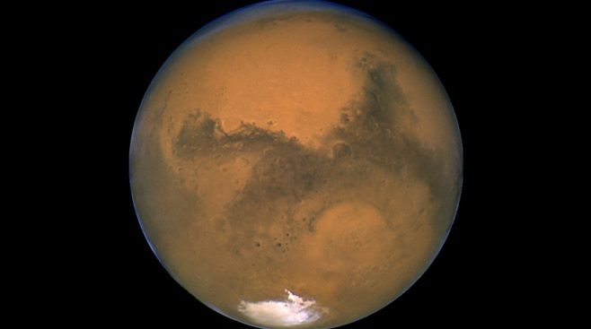 Mars Shines Brighter Than It Has in Years