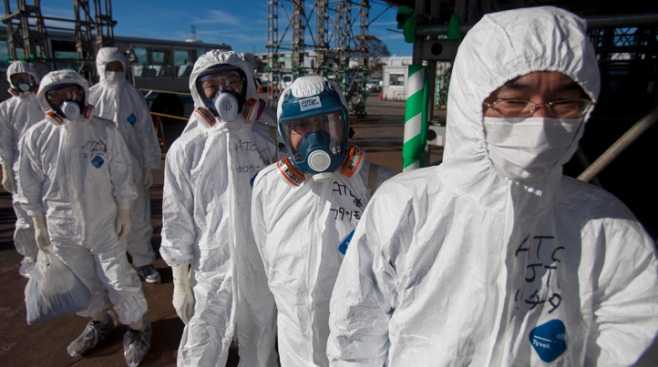 Scientists: Fukushima Radiation Could Arrive in April