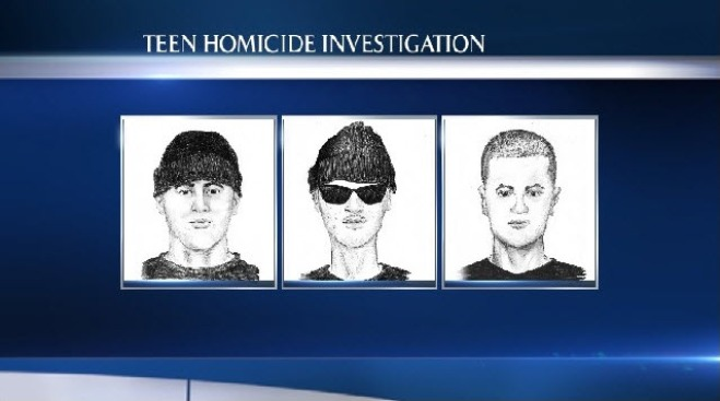 Hayward Police Release Sketches of Suspects in Shooting Death of Teen