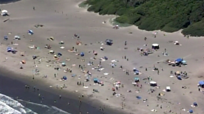Park Police Investigating Decomposed Body Found By Swiss Nationals At Stinson Beach