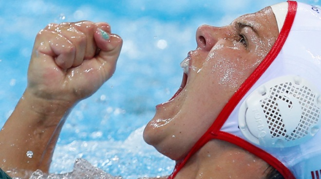 US Women Advance to Olympic Water Polo Final