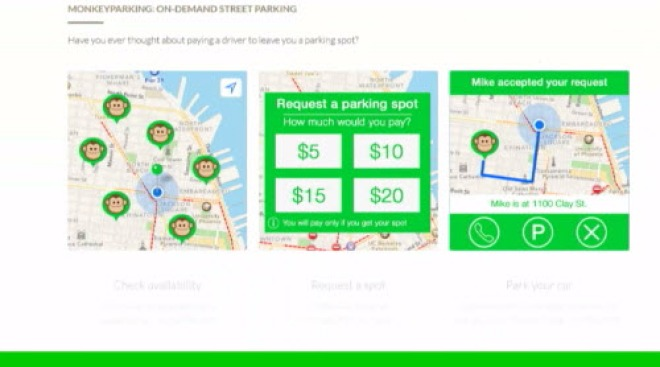 New App Allows You To Sell Your Parking Space