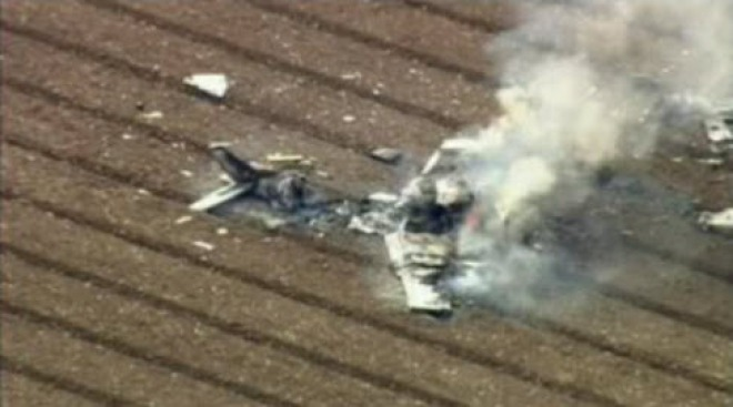 Second Body Found in Brentwood Plane Crash